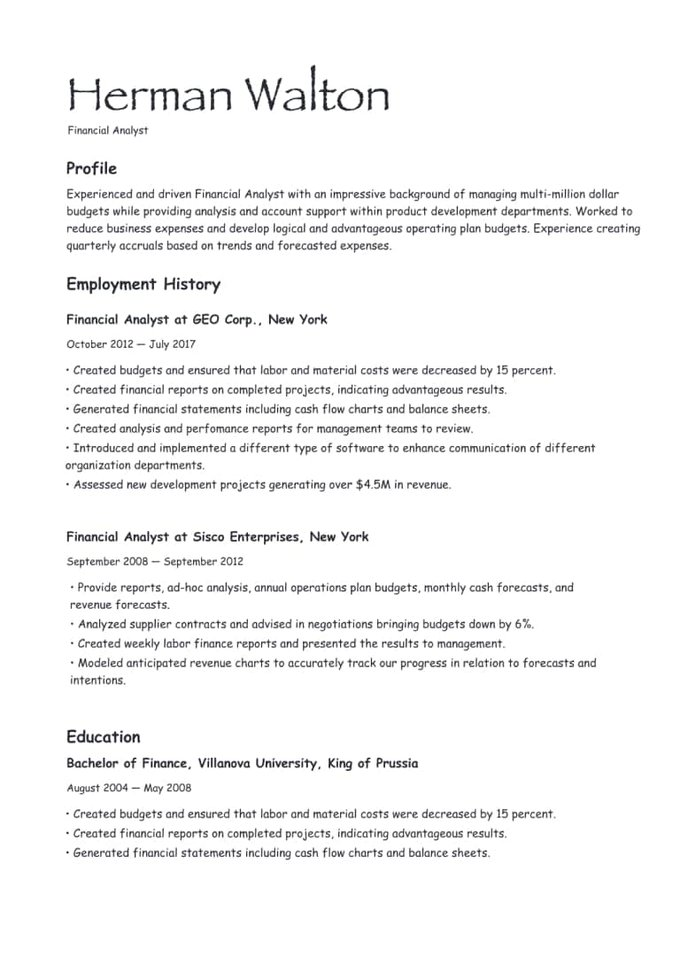 Letter Turning Down A Job from resume.io